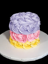 Rosette or Ruffle Smash Cake