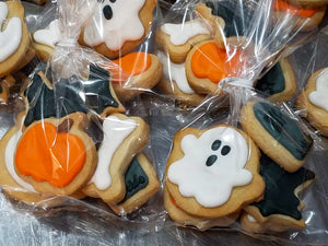 Mini Halloween Cookie Bag (5 pc)