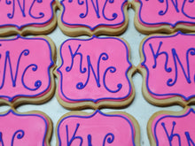 Plaque Cookies (1 Dozen)