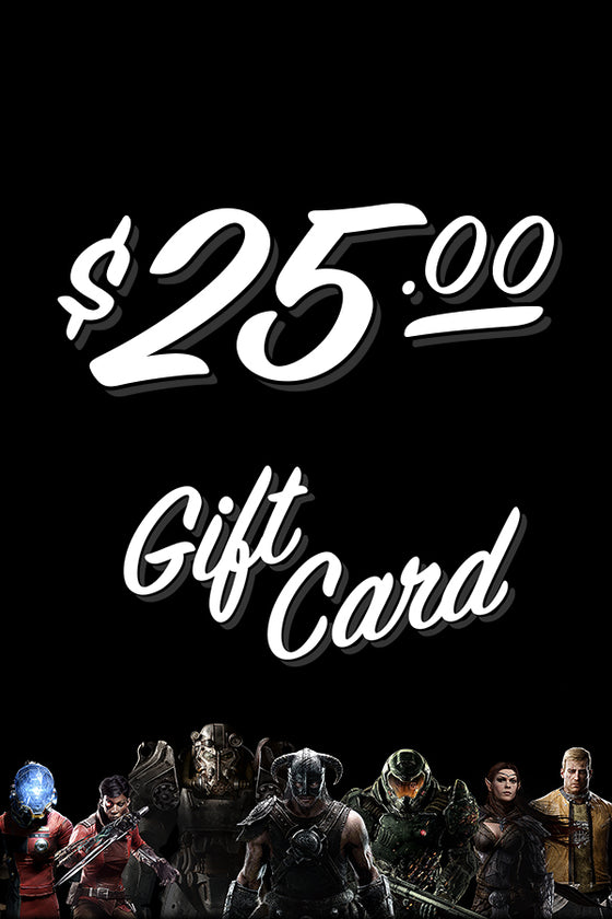 $25 Bethesda Gear Store Gift Card
