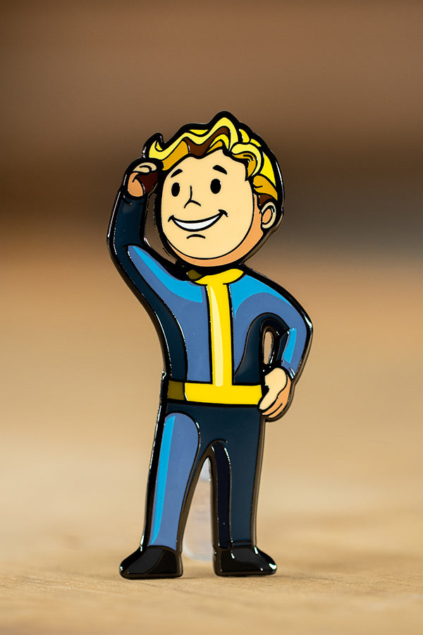Limited Vault Boy  #2 Perception FiGPiN