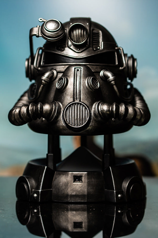 T 51 Power Armor Statue And Speaker Bethesda Gear Store