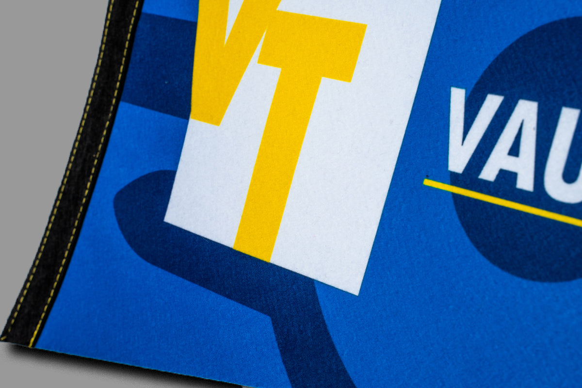Water Skis For Sale >> Vault-Tec University Pennant – Bethesda Gear Store