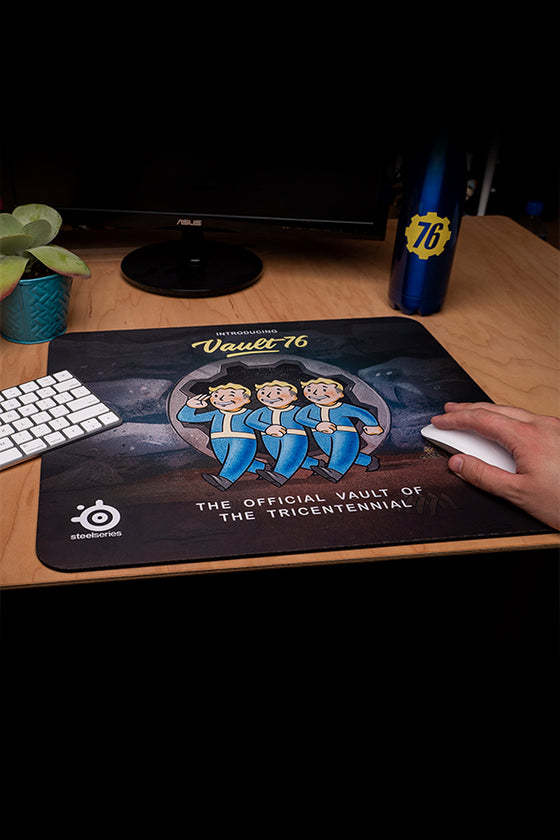 Vault Boy Key Art SteelSeries Mousepad