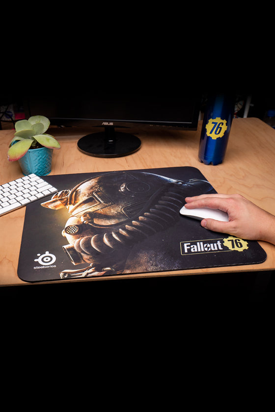 Power Armor SteelSeries Mousepad