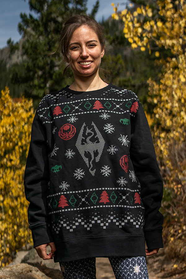 Dragonborn Holiday Fleece