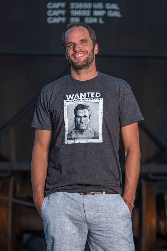 BJ Wanted Poster Tee