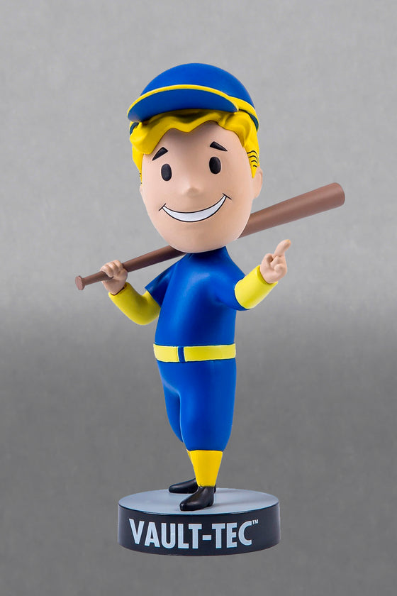 Vault Boy Big Leagues 111 Bobblehead - 5