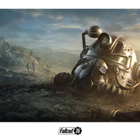 Dawn Power Armor Lithograph