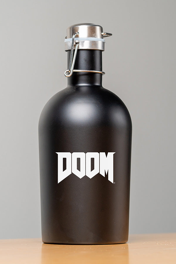 DOOM Steel Growler
