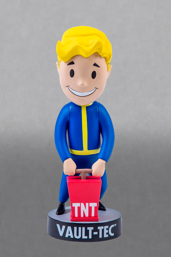 Vault Boy Demolition Expert 111 Bobblehead - 5