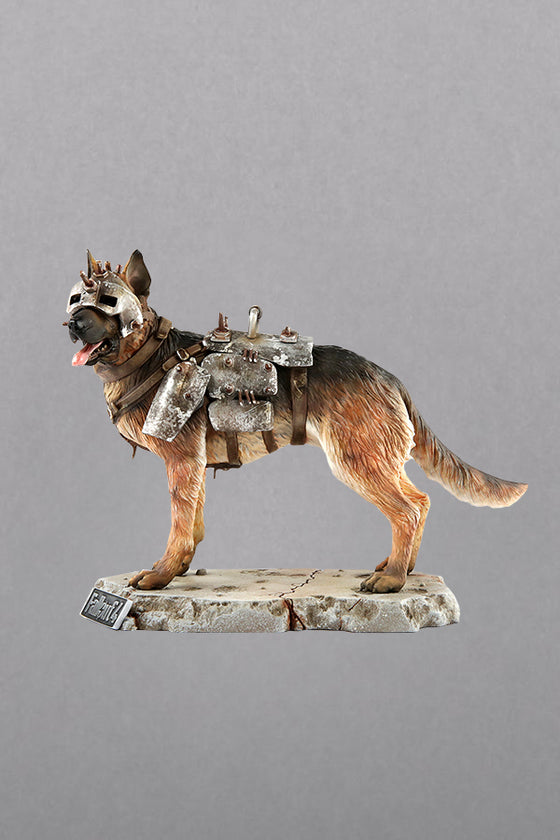 Dogmeat Statue