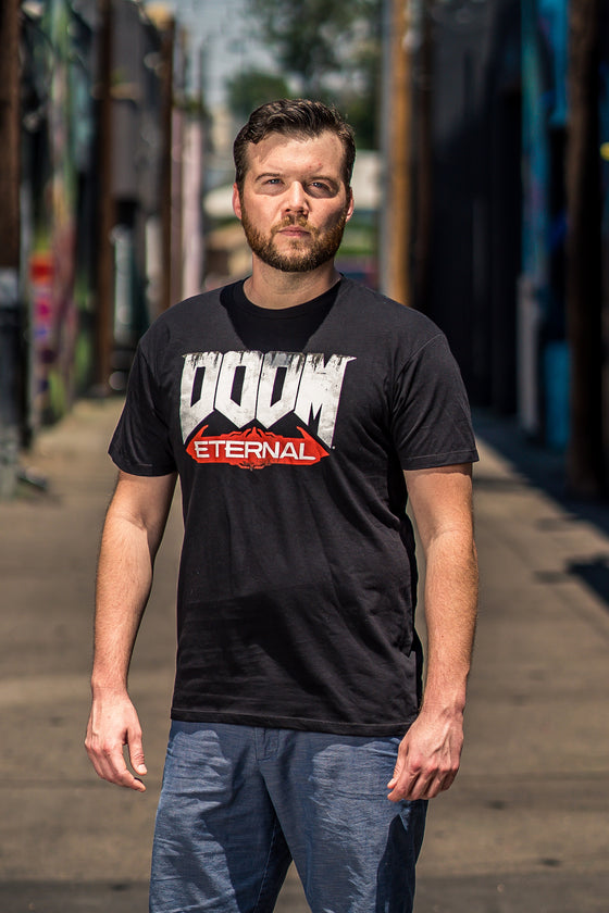 DOOM Eternal Logo Tee