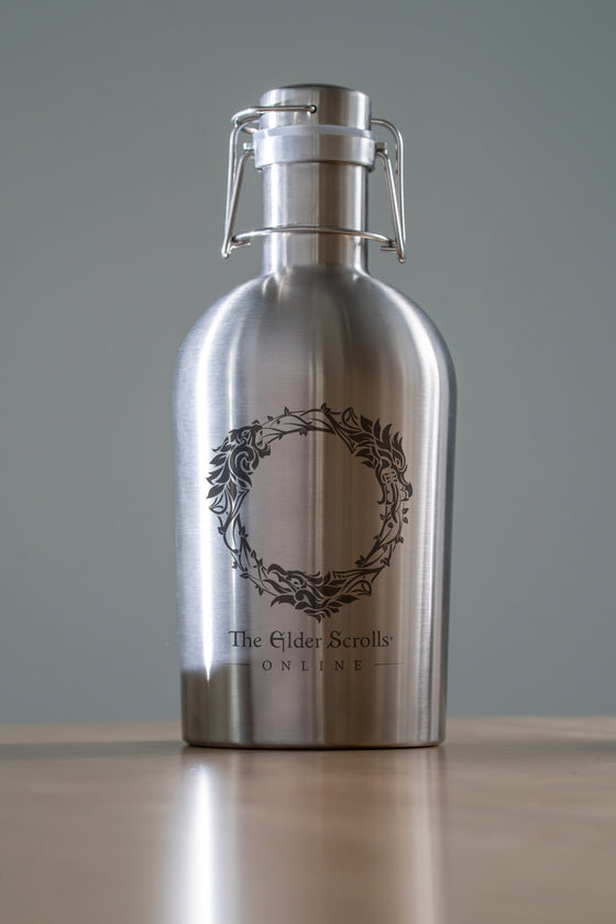 Ouroboros Steel Growler