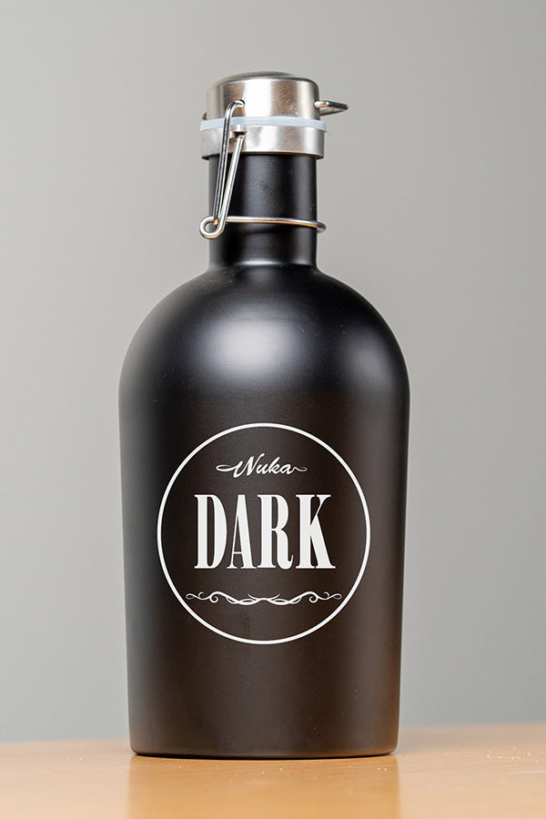 Nuka Dark Steel Growler