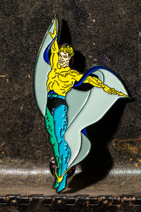 05 Manta Man Pin of the Month