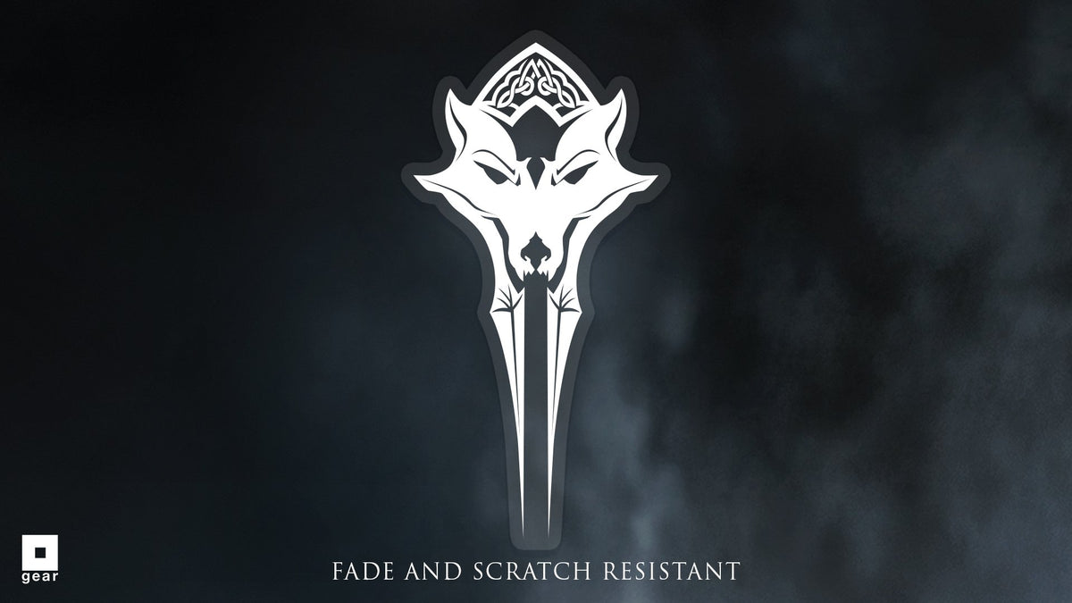 ESO Greymoor Logo Decal Bethesda Gear Store