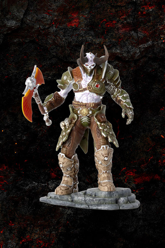 Doom Eternal The Marauder Statue Official Bethesda Gear Store