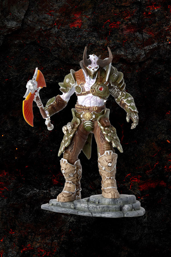 DOOM Eternal The Marauder Statue