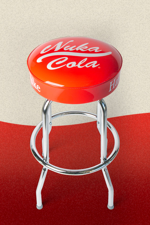 Nuka Cola Bar Stool