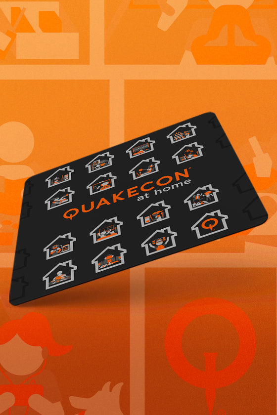 QuakeCon at Home Mousepad