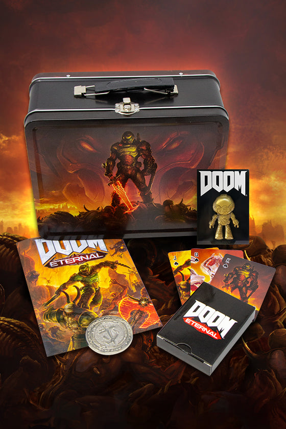 DOOM Eternal Lunch Box Bundle