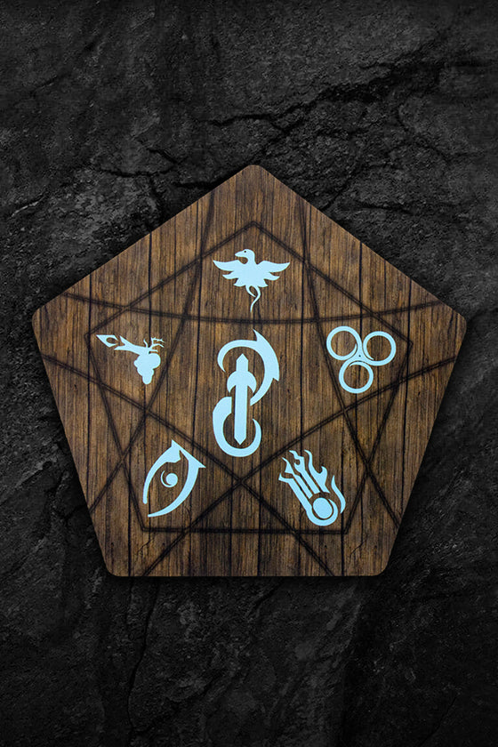 Skyrim Arcane Enchanter Mousepad