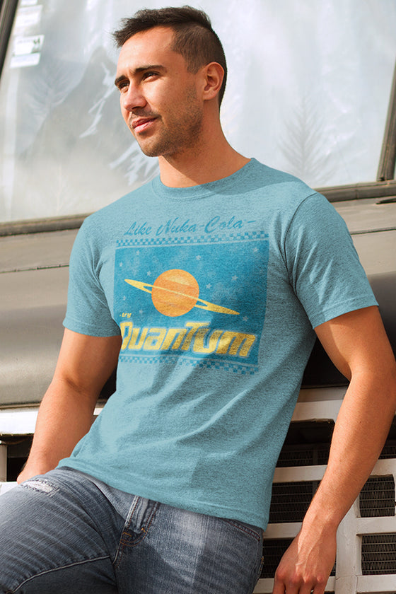 Fallout Try Quantum Tee