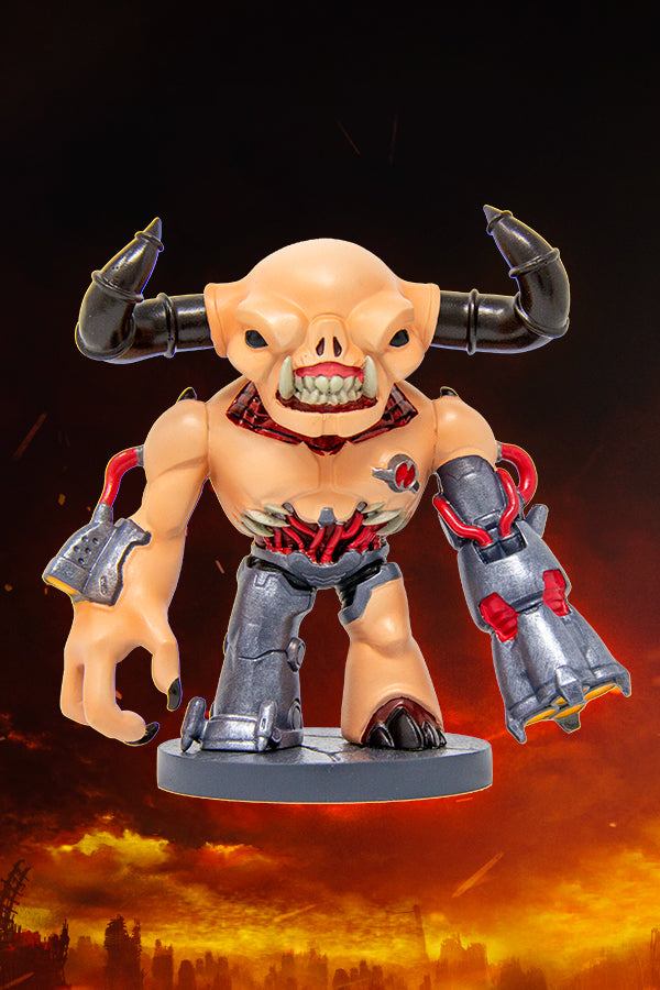 Doom Eternal Mini Tyrant Collectible
