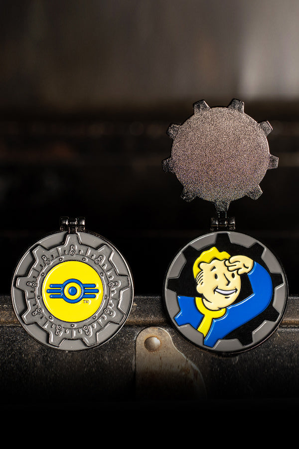 07 Vault Dweller Pin of the Month