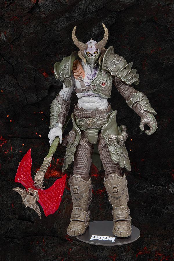 Doom Marauder Figure Official Bethesda Gear Store
