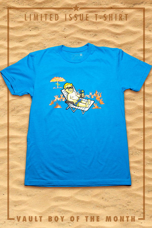 VBotM-67: The Vault Boy of Summer Tee