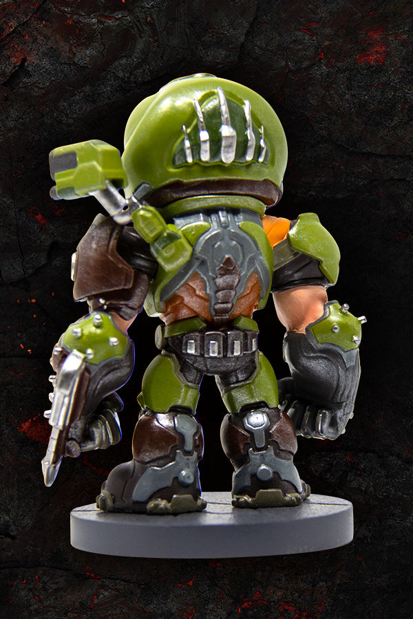 DOOM Eternal Mini Slayer Collectible Official Bethesda