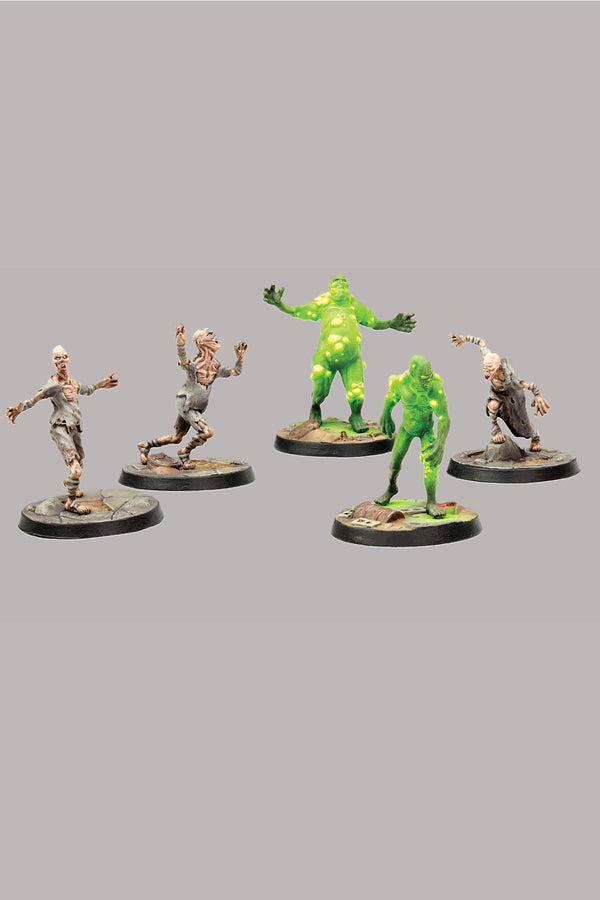 Wasteland Warfare: Ghouls