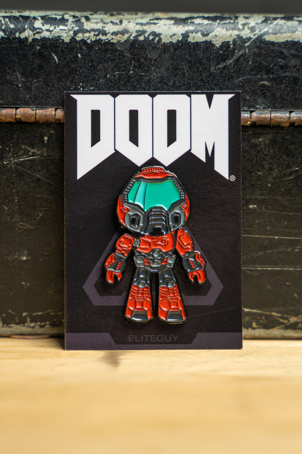 04 DOOM UAC Eliteguy Pin of the Month