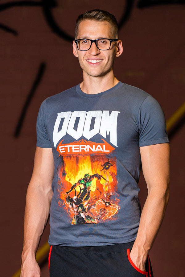 DOOM Eternal Marauder Tee