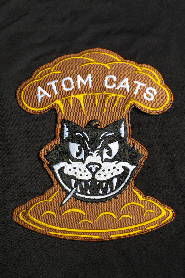 Atom Cats Embroidery Patch