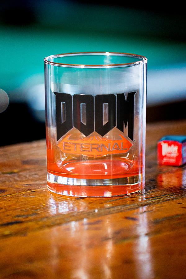 DOOM Eternal Tumbler
