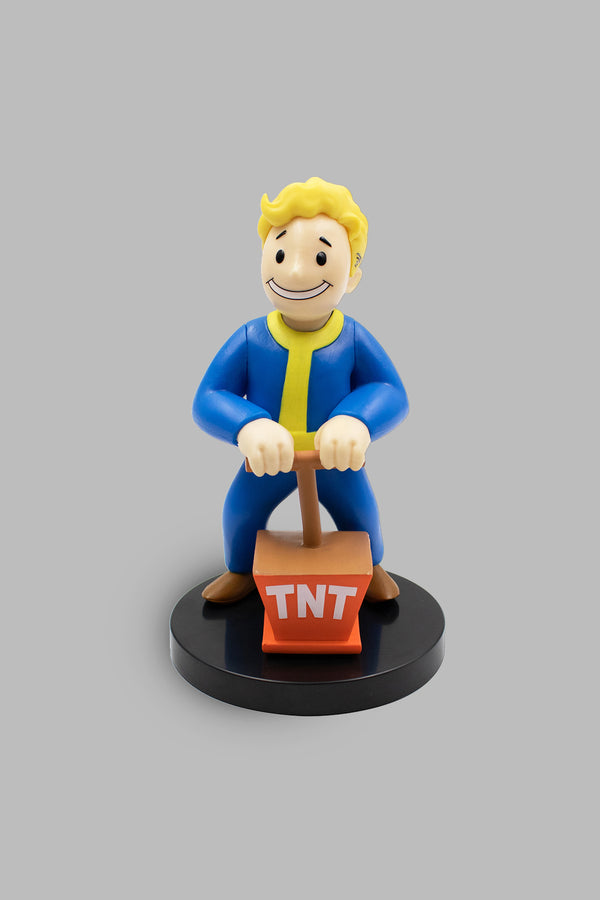 Vault Boy Demolition Expert Vinyl Figure
