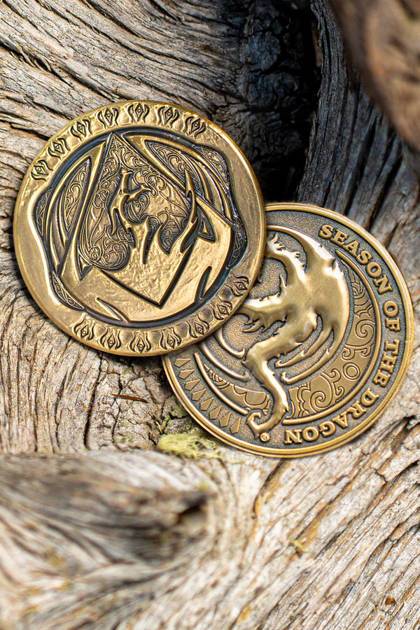 Dragonguard Collectible Coin