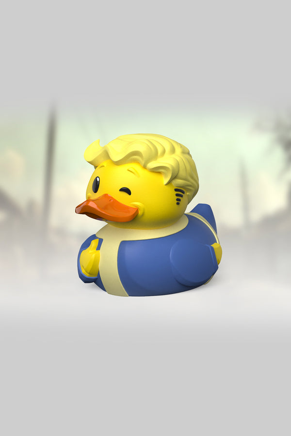 Tubbz Vault Boy Duck Figure