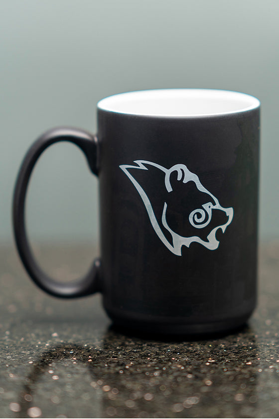 Storm Cloak Heat Changing Mug