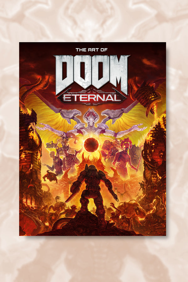 The Art of DOOM Eternal