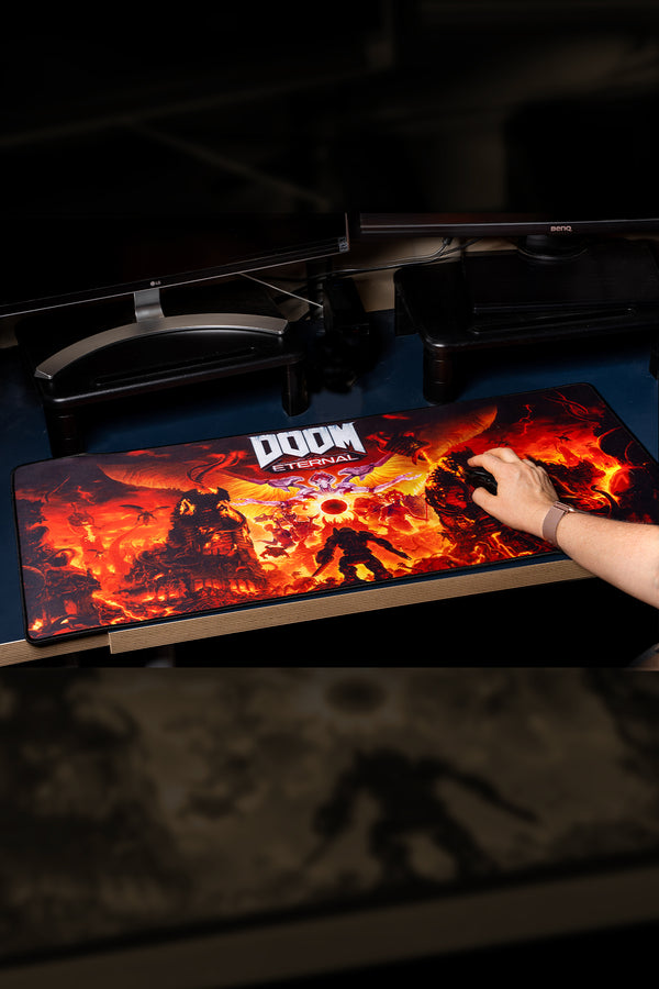 DOOM Eternal Oversized Gaming Mousepad