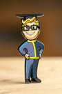 Limited Vault Boy  #5 Intelligence FiGPiN