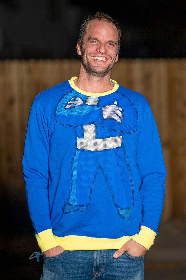 Vault Boy Fleece
