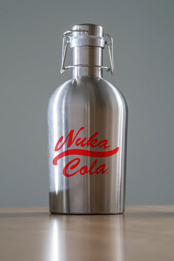Nuka-Cola Steel Growler