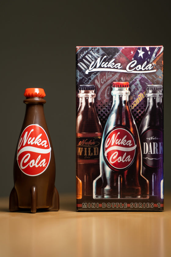 Nuka Cola Mini Bottle Series 1 Collector's Bundle