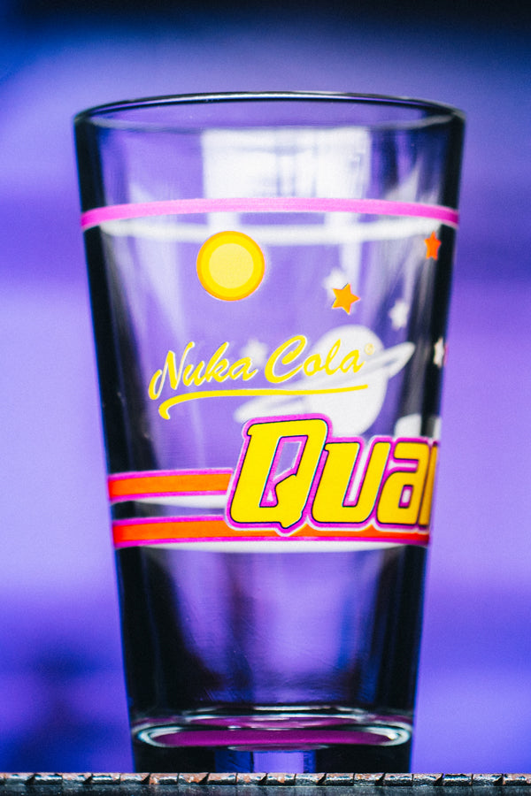 Nuka Cola Quantum Pub Glass