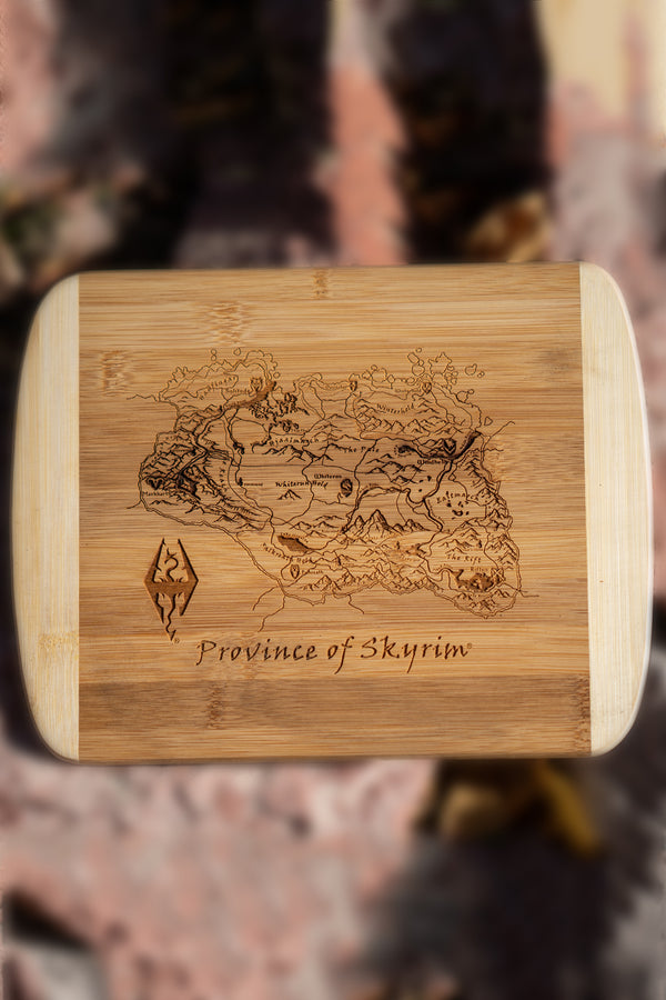 Province of Skyrim Cheese Board